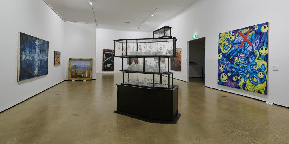 Exhibition - Art Gallery Of Ballarat