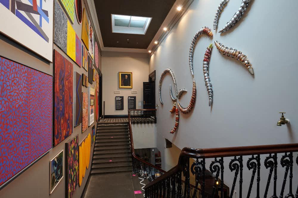 Entrance foyer - Art Gallery Of Ballarat