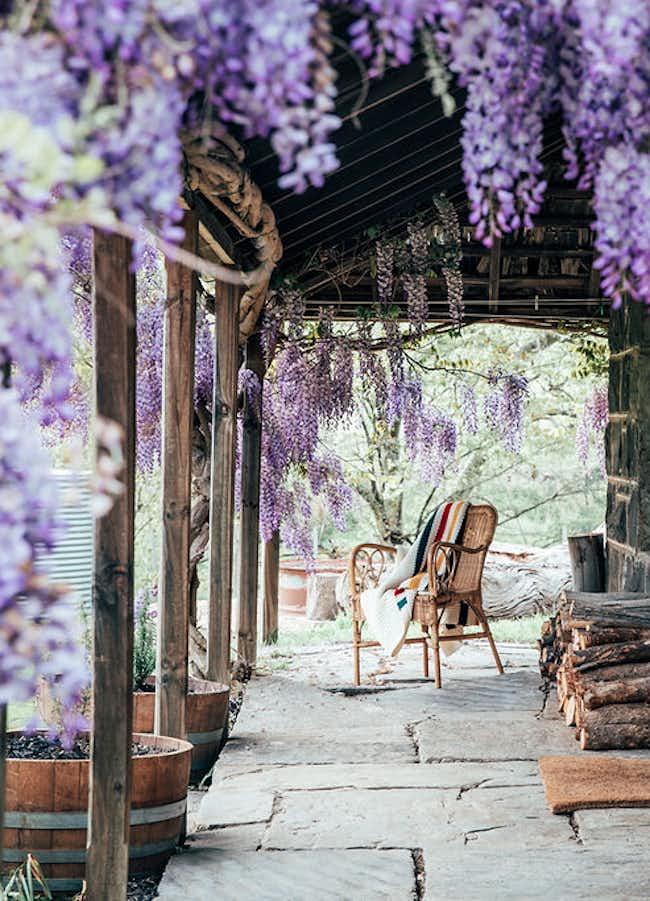Ellerslie Cottage verandah