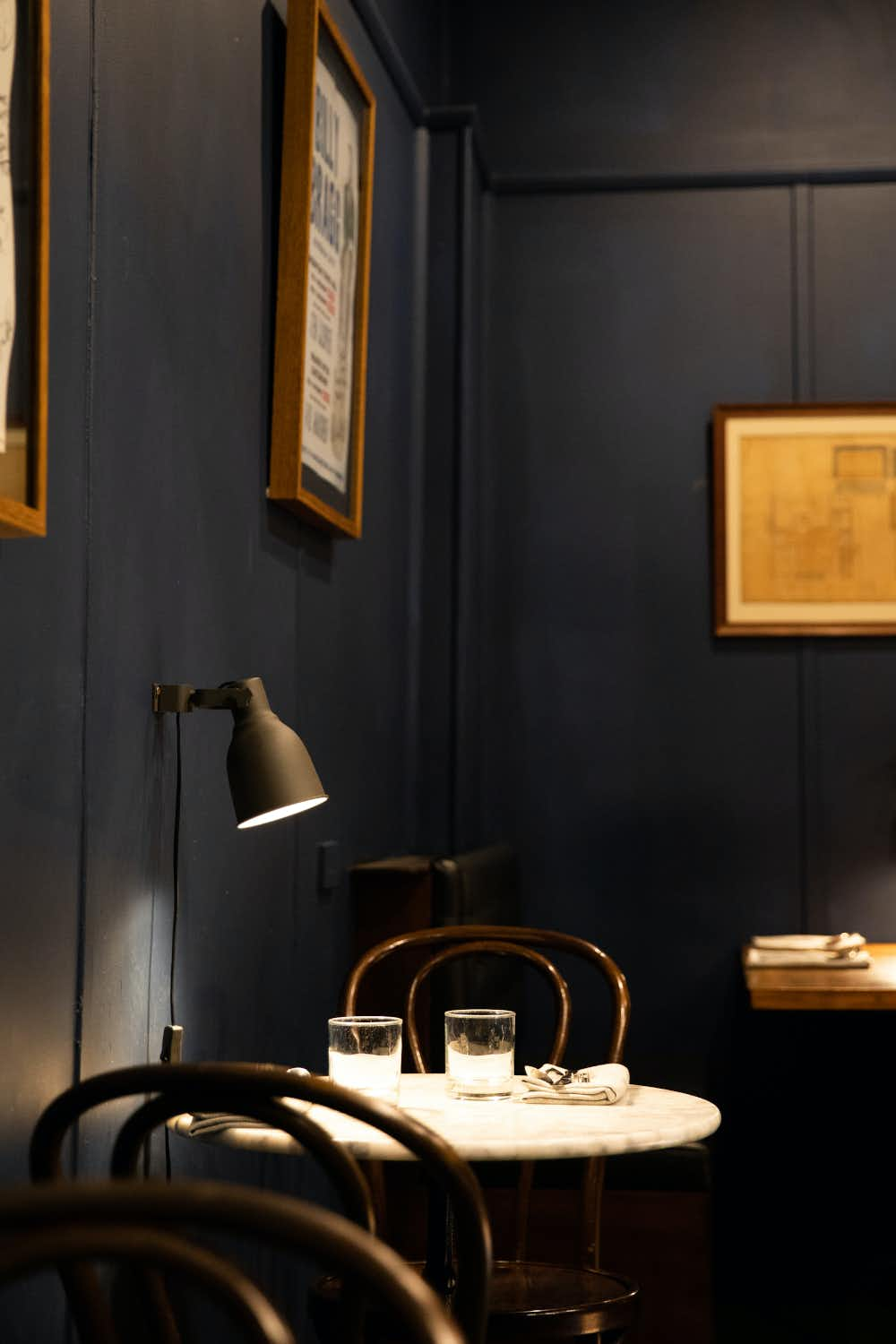 Lola Restaurant at the Theatre Royal Castlemaine