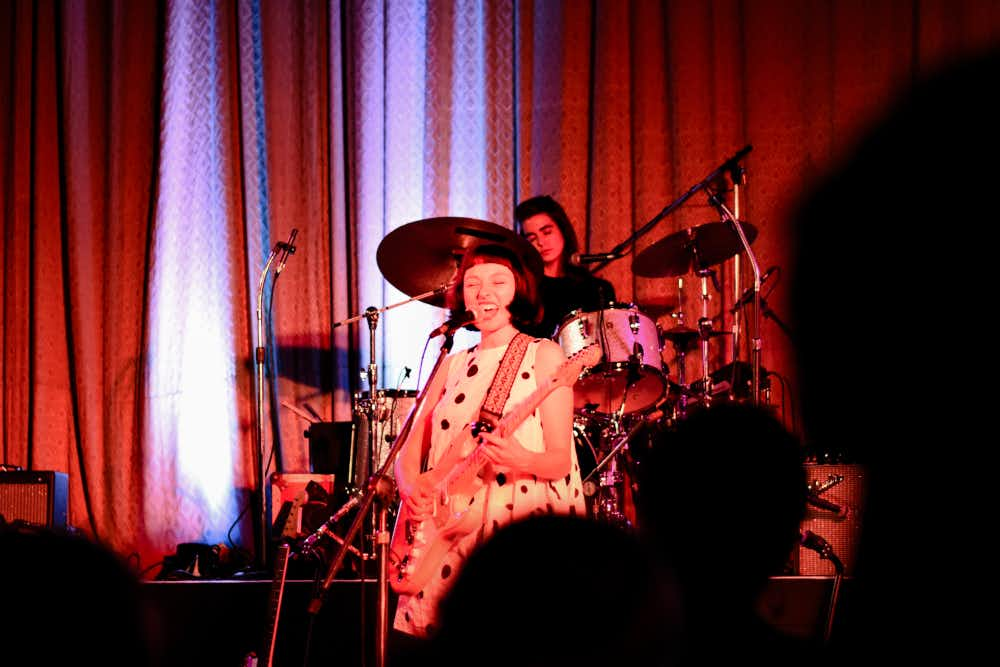 Stella Donnelly at the Theatre Royal, Castlemaine