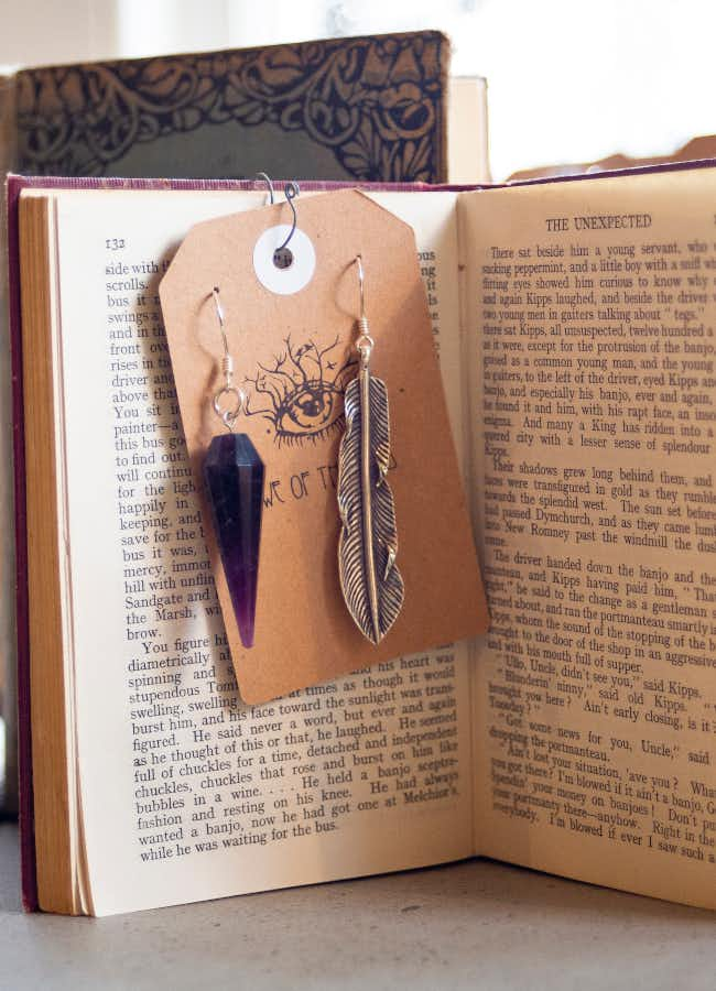 Unique Handmade Necklaces At We Of The Wild