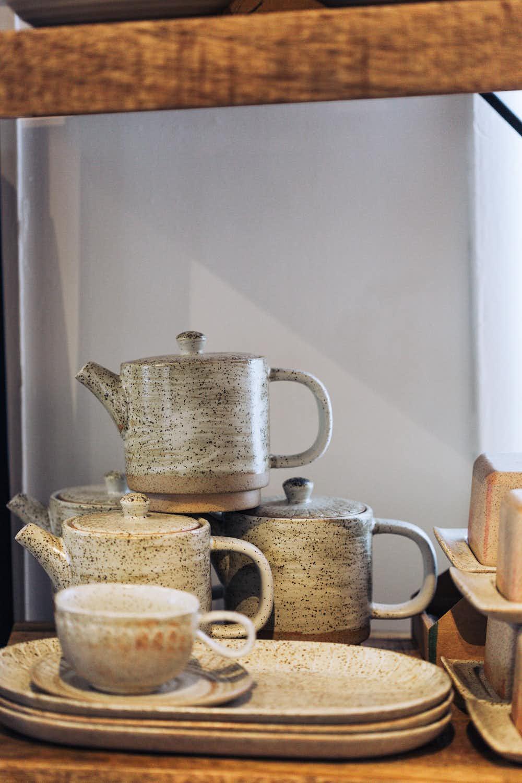 Ceramics in detail at Woodend General | Calder Western Magazine